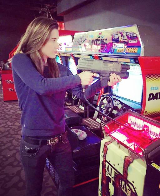 Arcade killing