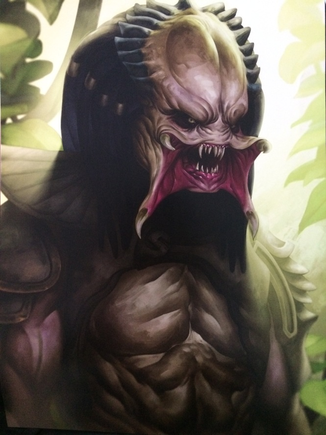 Predator Artwork